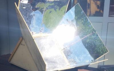 15 février – Redon : construisez votre four solaire nomade